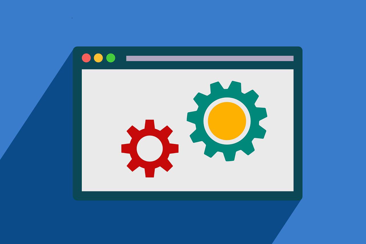 Hou het design van je site netjes